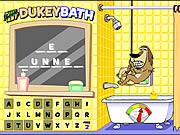 Johnny Test – Dukey Bath