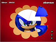 Sonic The Hedgehog – Round Puzzle
