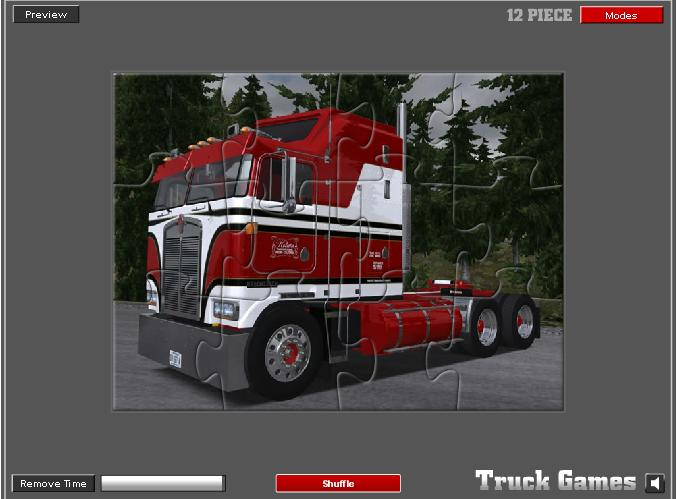 American Truck – Puzzle