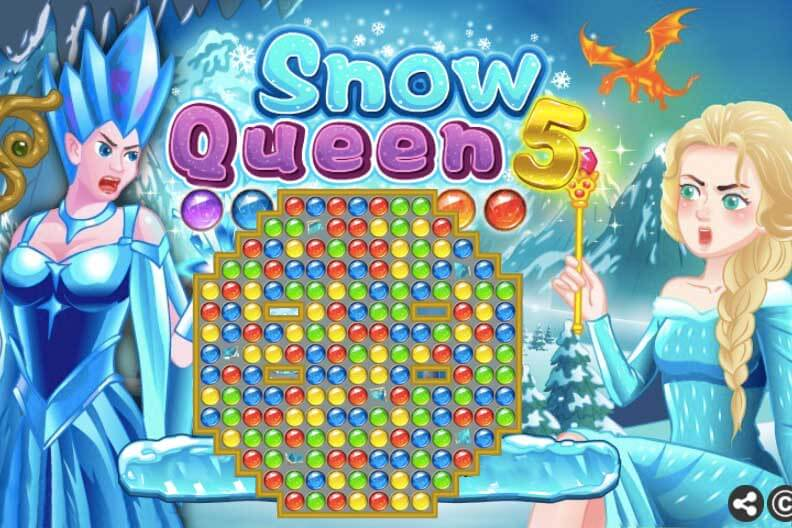 Snow Queen 5 Game